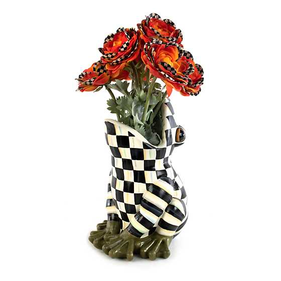 Fergal the Frog Vase image three