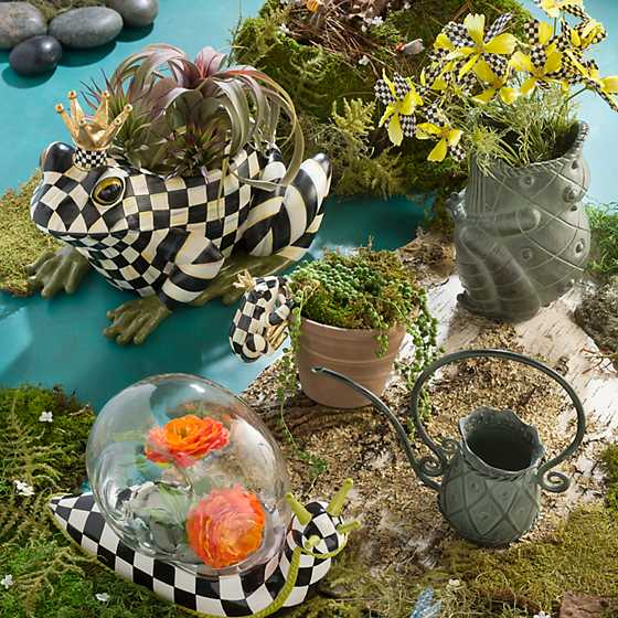 Fergal the Frog Planter image two