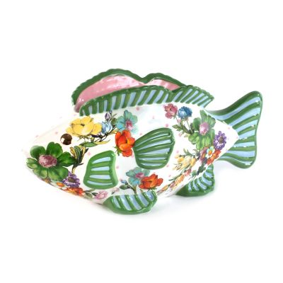 Flower Market Fish Planter