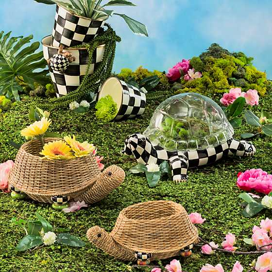 Turtle Planter - Large image two