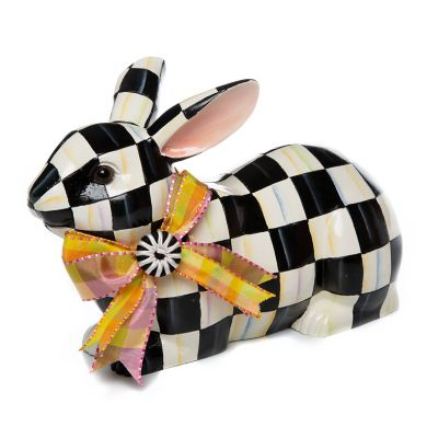 Image for Courtly Check Resting Bunny