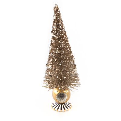 Golden Hour Bottle Brush Tree - Small