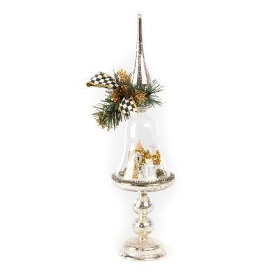 Golden Hour Pedestal Cloche