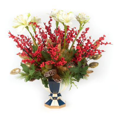 Image for Royal Check Amaryllis Arrangement