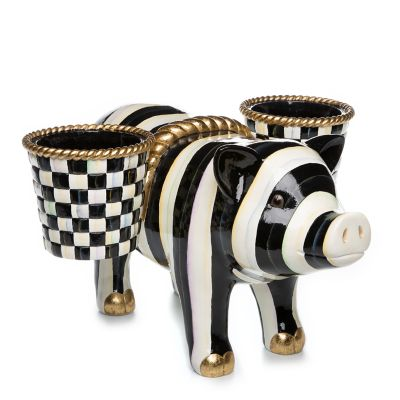 Pig Saddleback Planter