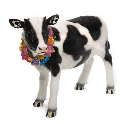 Frolic of the Animals - Cow
