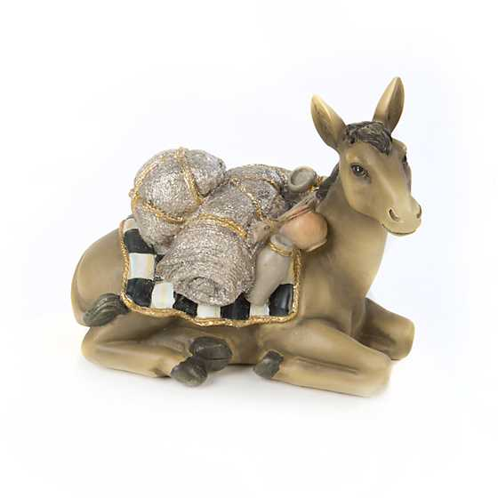 Silver Lining Nativity - Angel & Animal Set image five