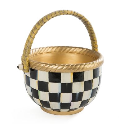 Image for Courtly Check Basket - Large