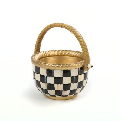 Image for Courtly Check Basket - Small
