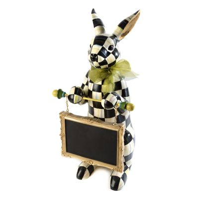 Courtly Check Menu Rabbit