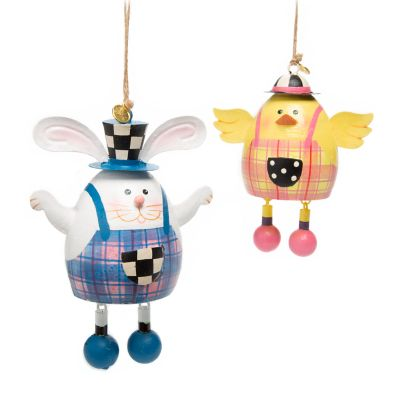 Image for Easter Duo Ornaments - Set of 2