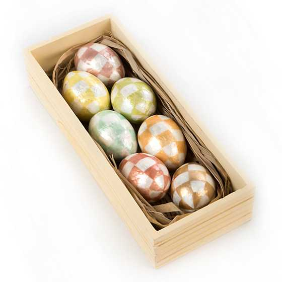 Cream Eggs - Set of 7 image three