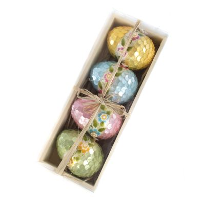 Garland Eggs - Set of 4