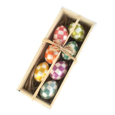 Bright Eggs - Set of 7