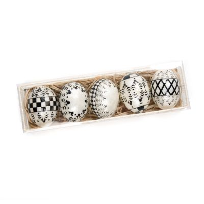 Courtly Eggs - Set of 5