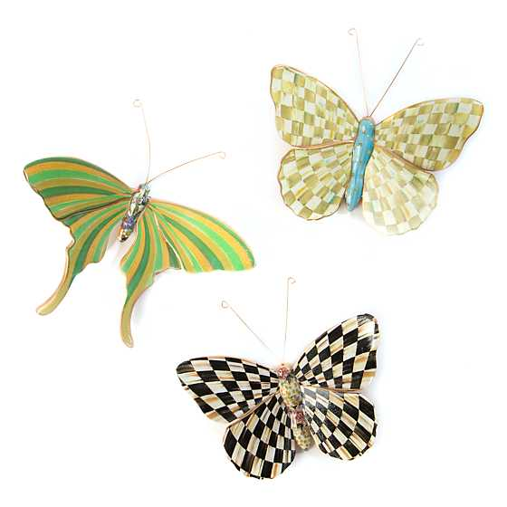 Butterfly Trio - Meadow