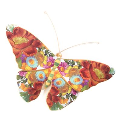 Flower Market Butterfly