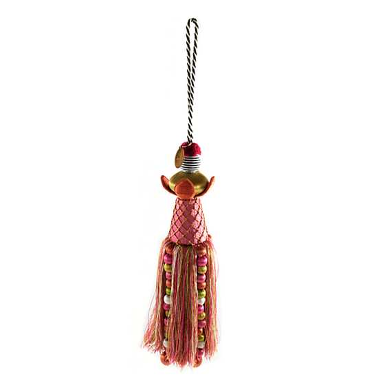 Piko Tassel - Super Pink image two