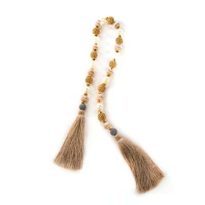 Golden Hour Tassel Garland