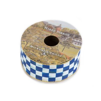 "Royal Check 2"" Ribbon"