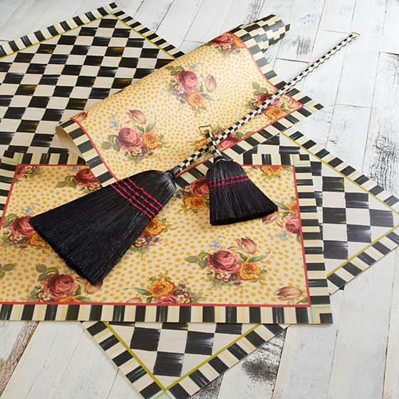 Courtly Check Floor Mat - 3' x 5' image two
