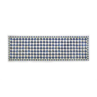 "Image for Royal Check Floor Mat - 2'6"" x 8' Runner"