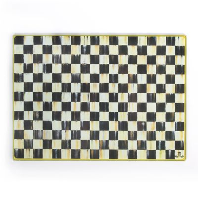 Courtly Check Cutting Board - Large