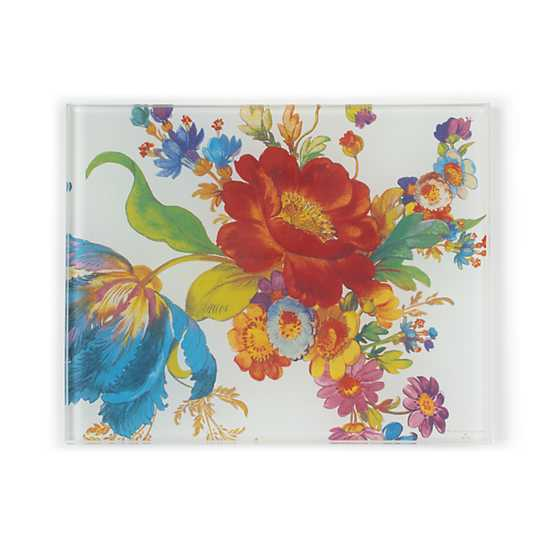 Flower Market Cutting Board - Small image one