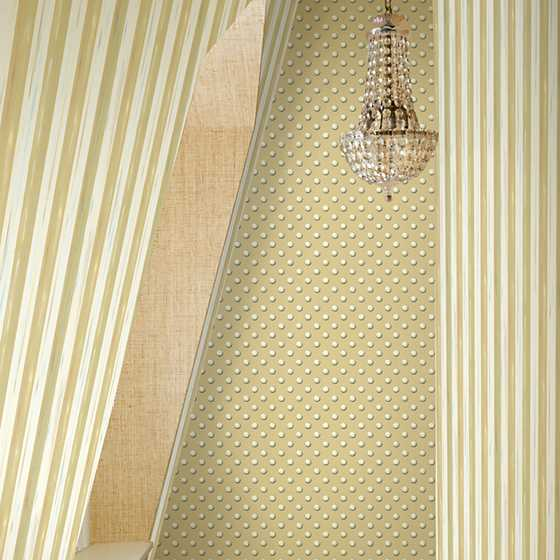 Parchment Stripe Wallpaper image three