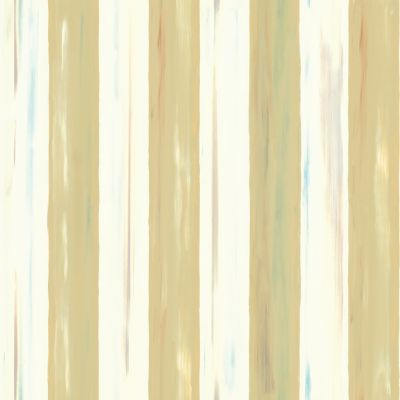 Parchment Stripe Wallpaper