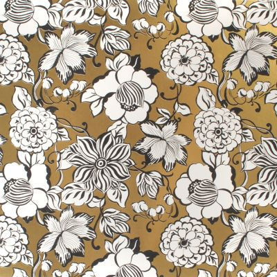 Avant-Garden Wallpaper - Gold - Small