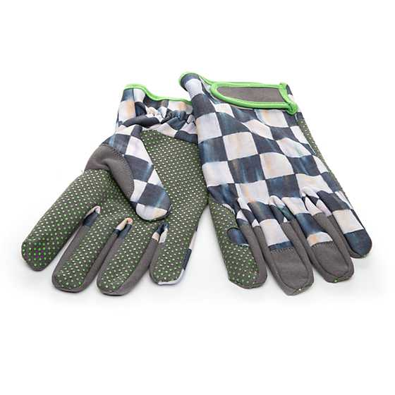 Courtly Check Garden Gloves - Small