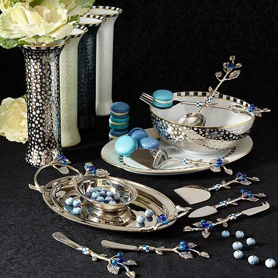 Blueberry Salad Serving Set image two