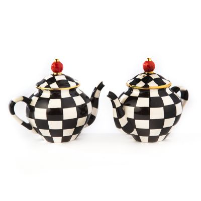 Teapot Salt & Pepper Set