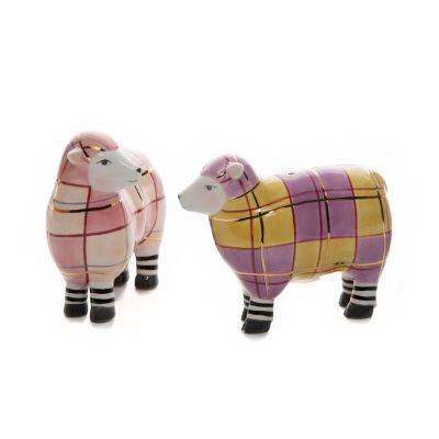 Image for Sheep Salt & Pepper Set