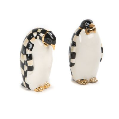 Penguin Salt & Pepper Set