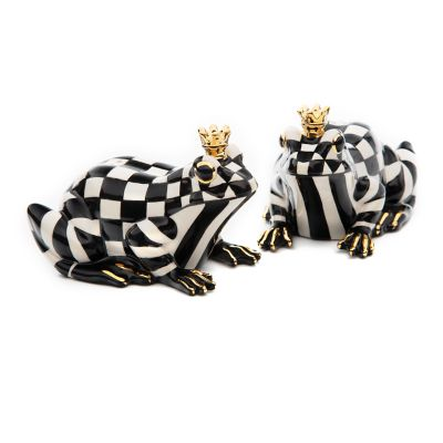 Image for Frog Salt & Pepper Set
