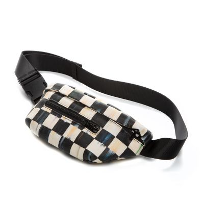Courtly Check Belt Bag
