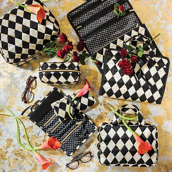 Harlequin Cosmetic Bag - Small image two