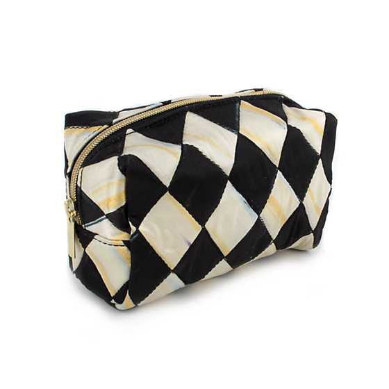 Harlequin Cosmetic Bag - Small