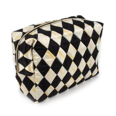 Harlequin Cosmetic Bag - Large