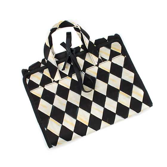 Harlequin Hanging Tote image one