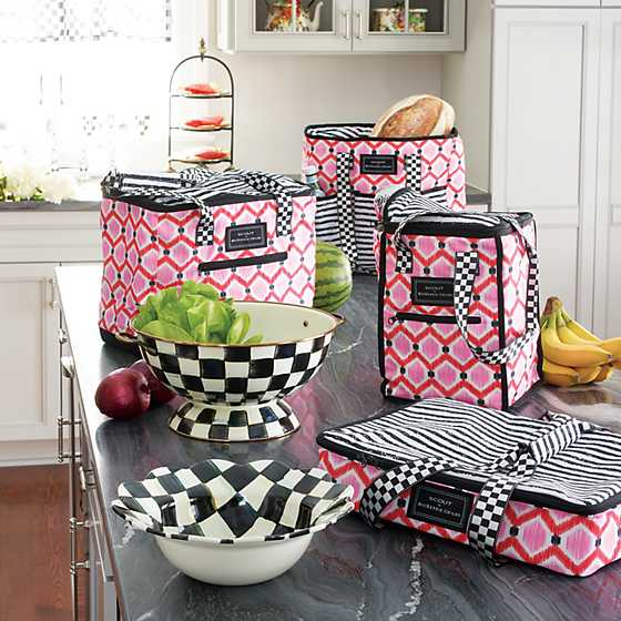 The Preps Cool - Ikat Pink image two