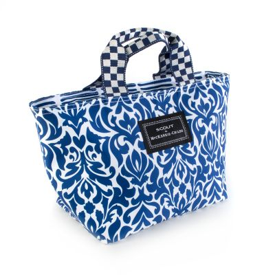 The Out to Lunch Tote - Royal