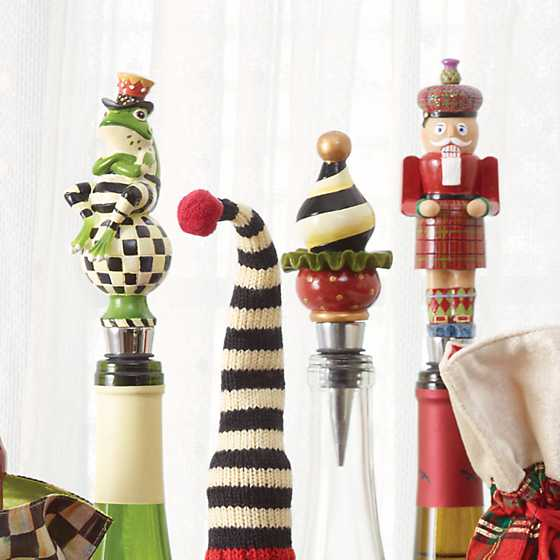 Mr. Jingles Bottle Stopper image six