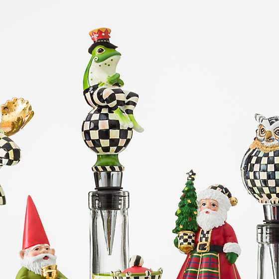 Mr. Jingles Bottle Stopper image seven
