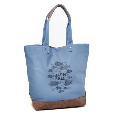 Image for Barn Sale Canvas Tote Bag - Niagara