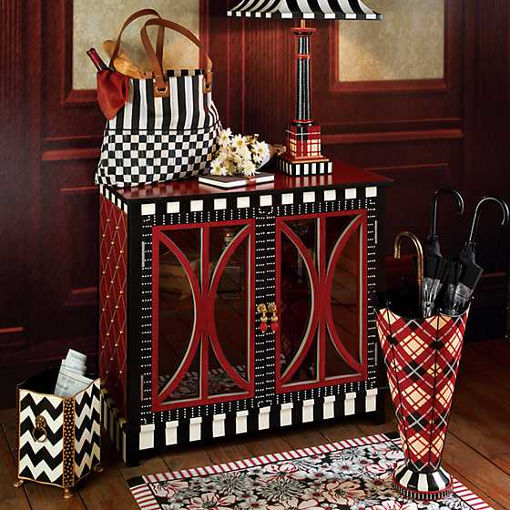 Courtly Check Bistro Tote image four