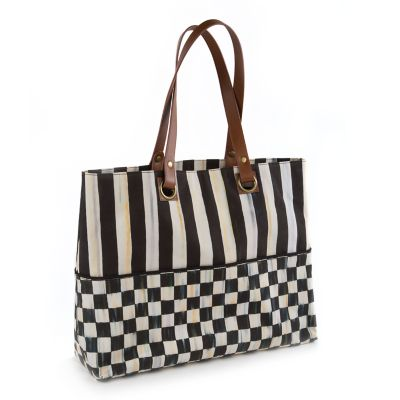 Image for Courtly Check Bistro Tote