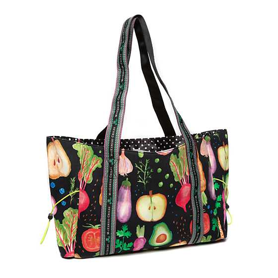 Farmers Market Tote image two